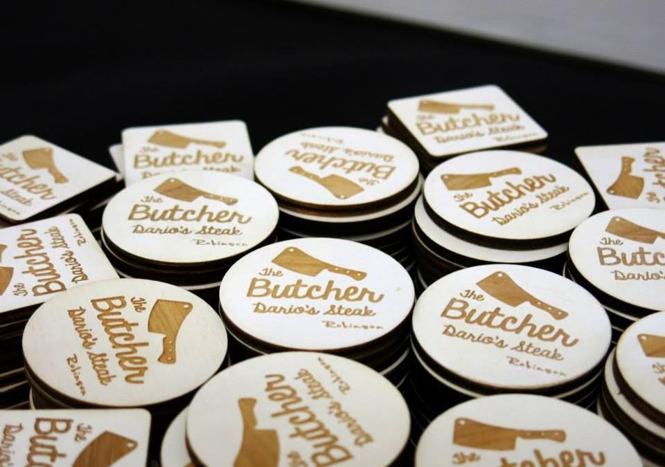The Butcher     hűtőmágnesek