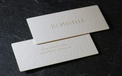 Ju Ninelle   névjegyek