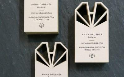 Anna Daubner   névjegyek
