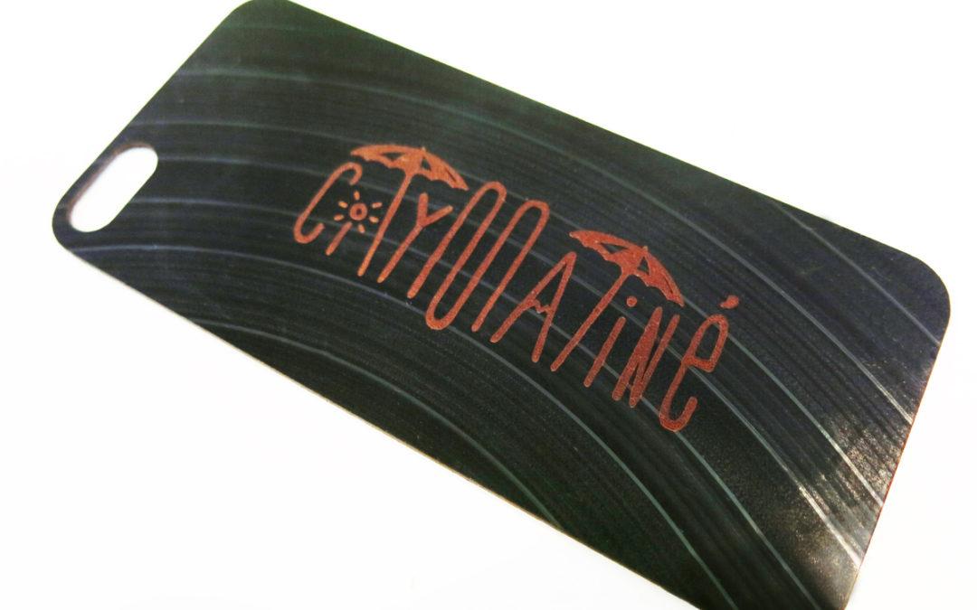 Citymatiné | gravírozás